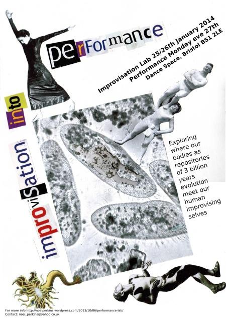 performance lab flyer